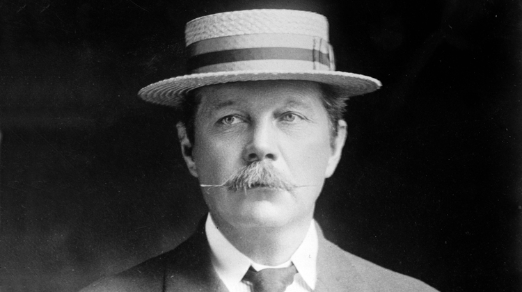 ITALY - DOCENTI - ENGLISH LANGUAGE TEACHING - 2017 03 - Author Conan Doyle IMG.jpg